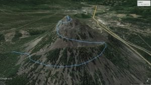 black-butte-google-earth
