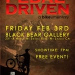 Local Screening of Pedal-Driven: A Bike-Umentary