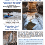 Colorado River Slot Canyons Presentation