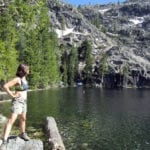 Hike Middle Cliff Lake and Terrace Lake — Saturday August 3, 2013