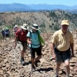 Recent Hike to Top of Mt. Eddy Featured In Record Searchlight