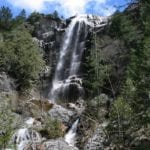 First Hike of the Season — Burstarse Falls — Saturday May 21, 2016