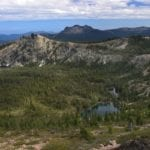 Hike to Seven Lakes Basin — Saturday July 9, 2016
