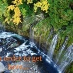 MORE ON THE PROPOSED TRAIL TO MOSSBRAE FALLS