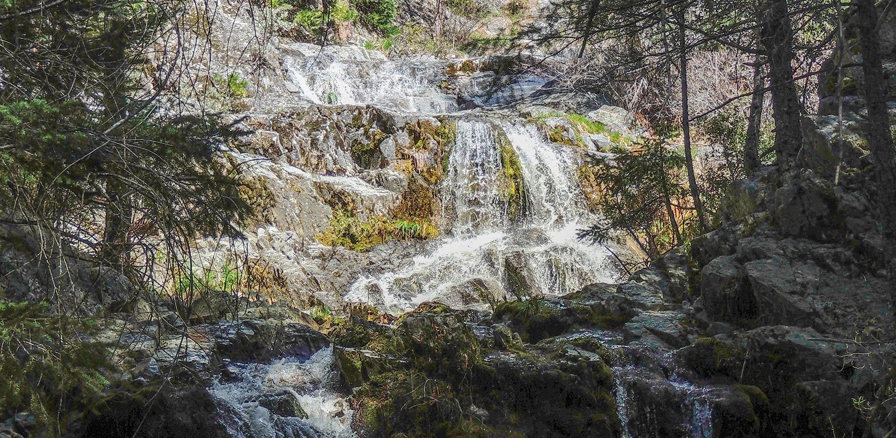 Lower Burstarse Falls
