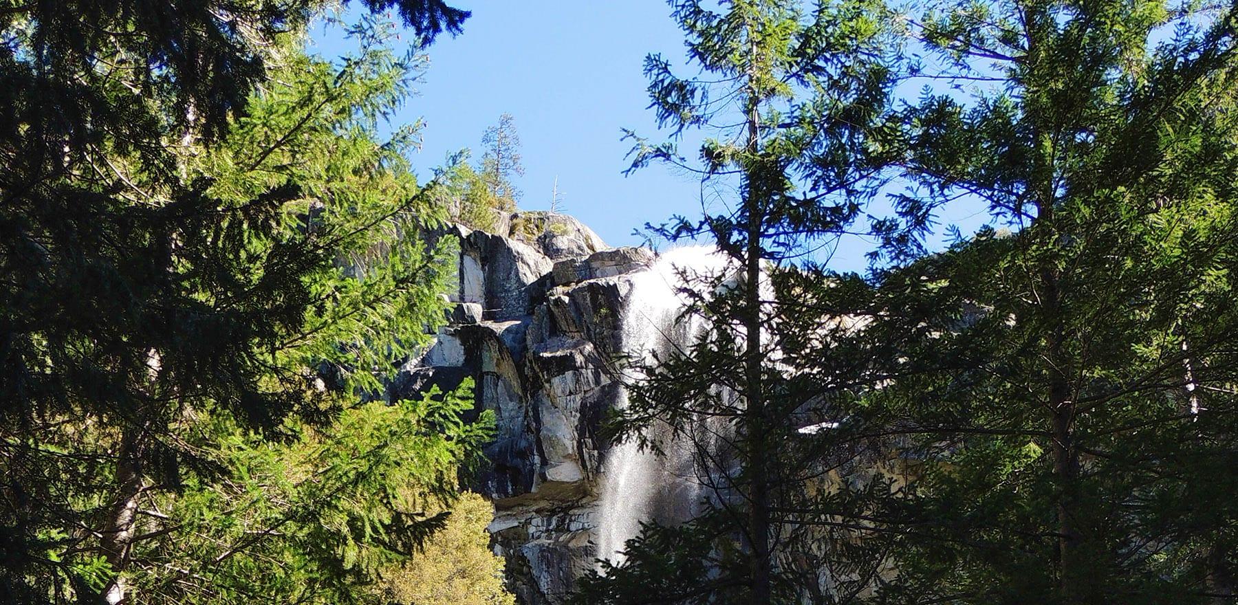 Falls 3 - Mini Yosemite Falls