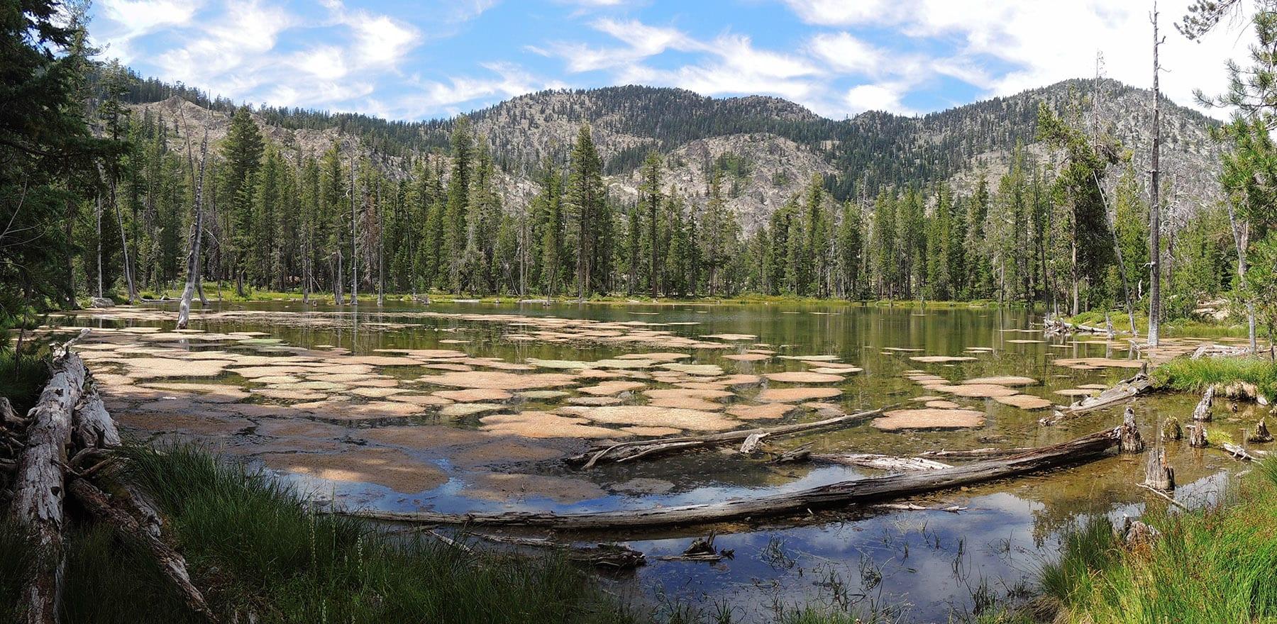 Caldwell Lake Hike: