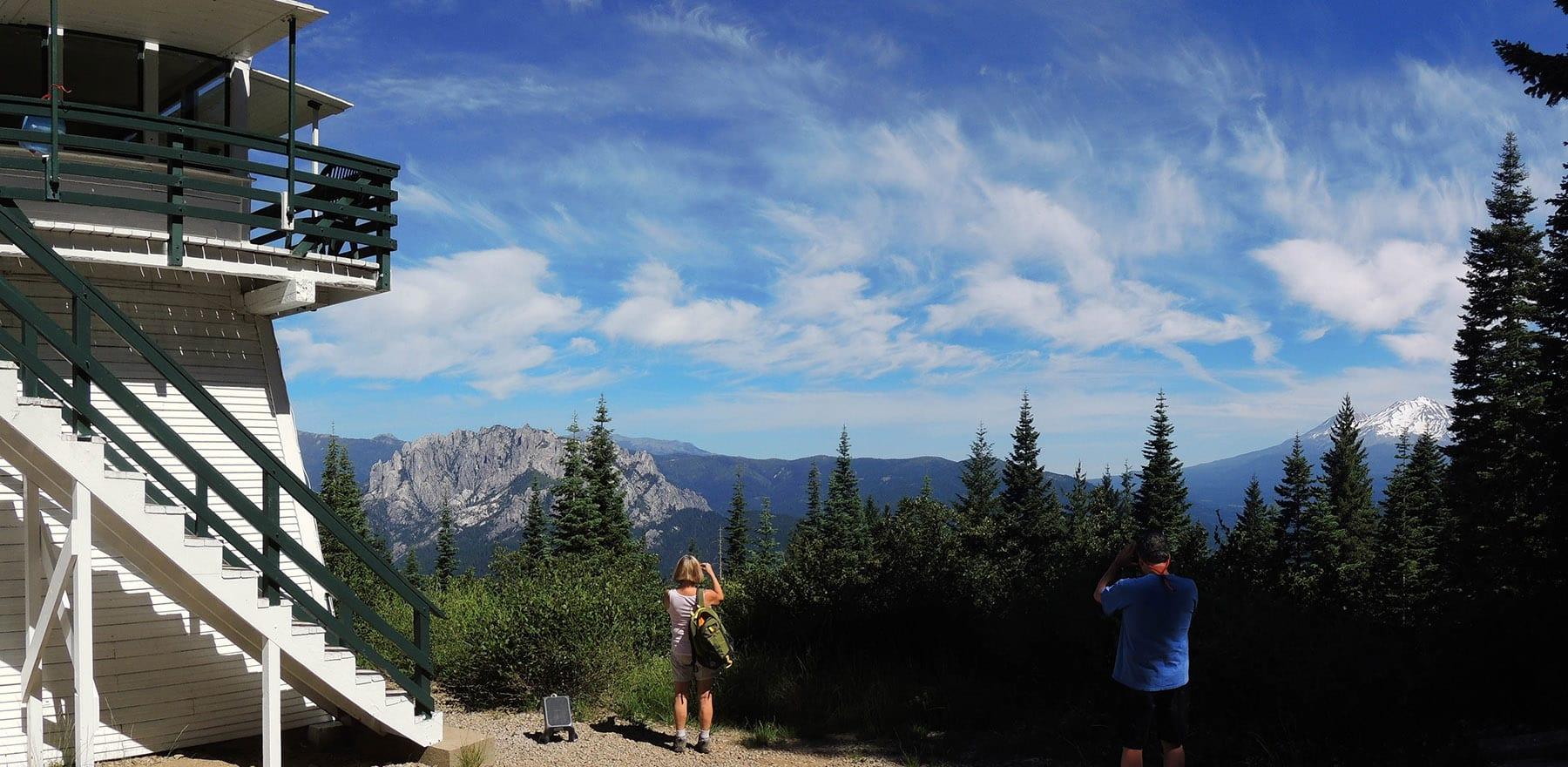 Girard Ridge with MtSTA