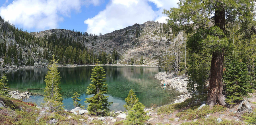 Porcupine Lake via PCT / Toad Lake Overlook